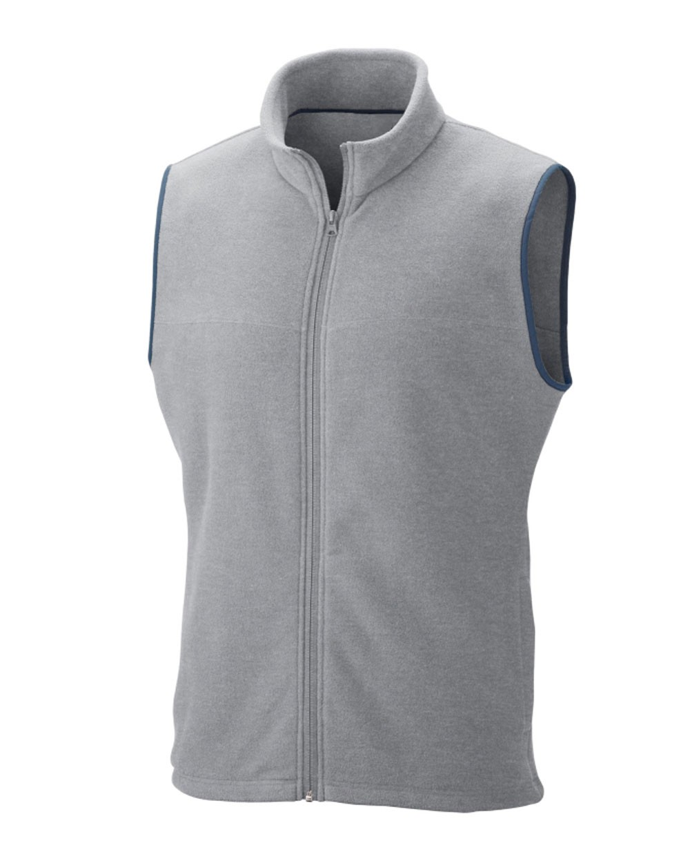 Men Sleeveless Fleece Jacket