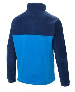 Mens Bear Core Fluffy Fleece Jacket