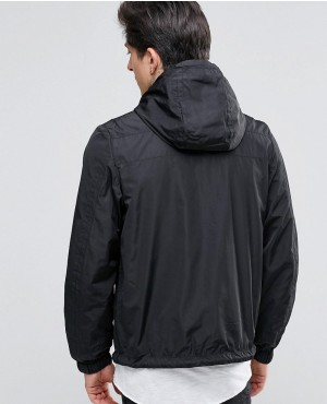 Two Ton Stylish Windbreaker Men Jackets
