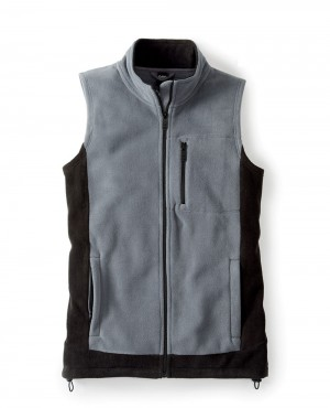 SLEEVELESS LADIES POLAR FLEECE JACKET