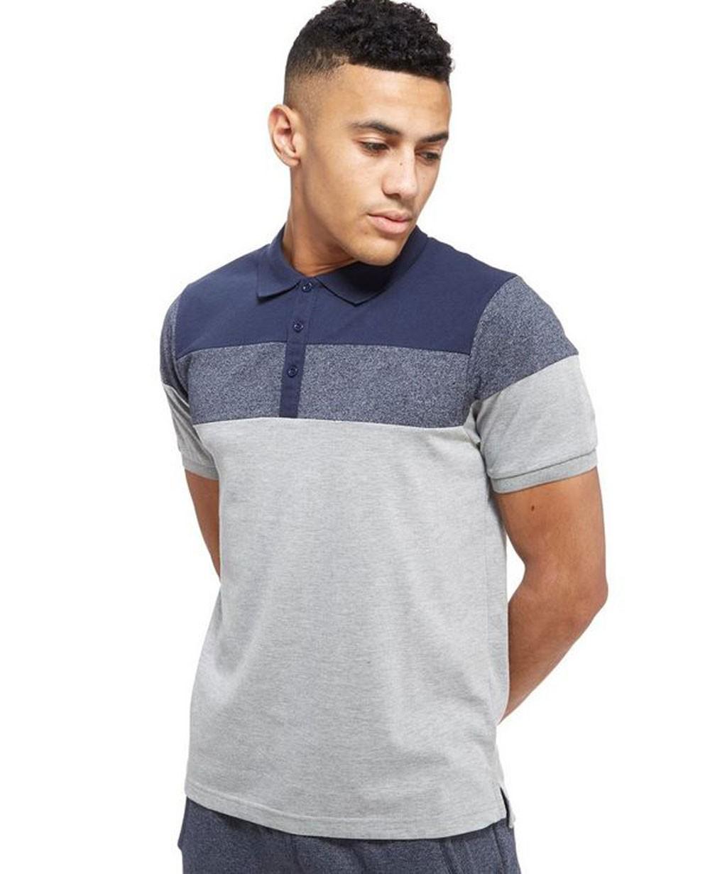 a5e23780 Men Curved Hem Cult Polo Shirt