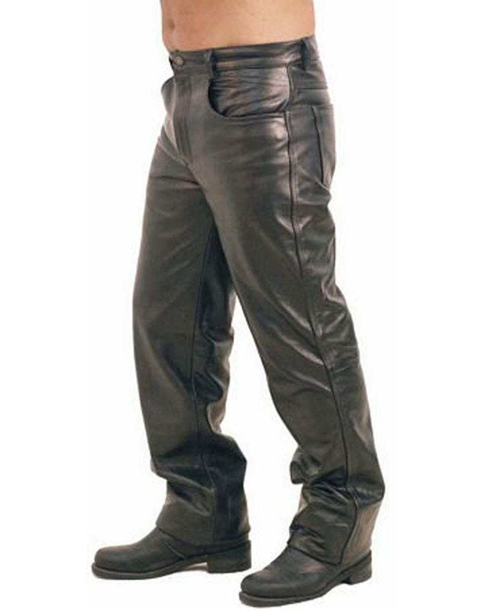 0399ada04952f Premium Buffalo Men s Leather Pants
