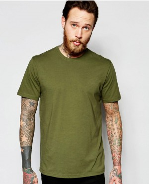 Long T-Shirt! Oversized and Longline are Fashionable