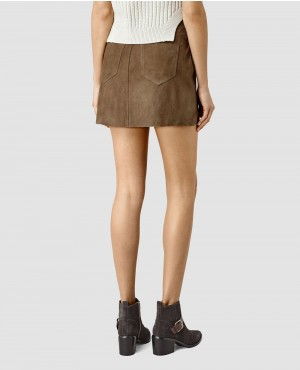 8383fb0fb Best Selling Women Leather Suede Skirt New-Look-Easy-Mod-Faux-Suede-Leather- Skirt