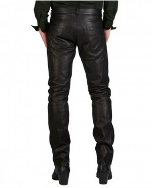 82b157fbfa16 MENS LEATHER PANT Premium-Buffalo-Men s-Leather-Pants